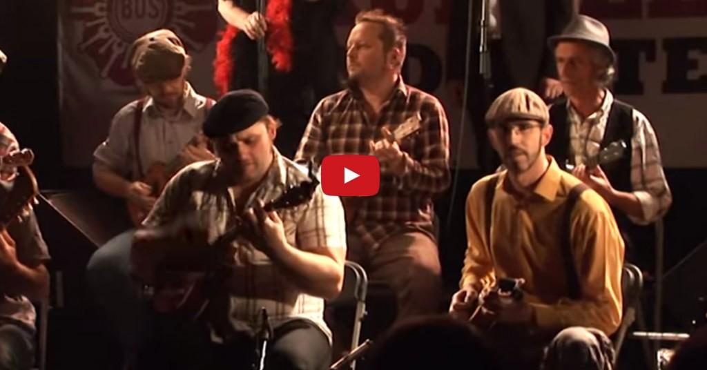 big ukulele syndicate - Florent Diara